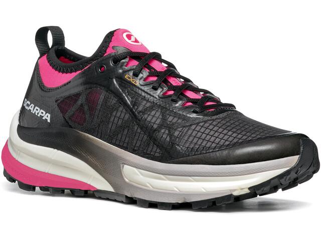 Scarpa Golden Gate Shoes Women, black/pink fluo